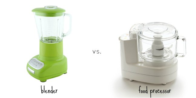 Blenders and food processors both have pros and cons for making baby food. Find out which is best here!