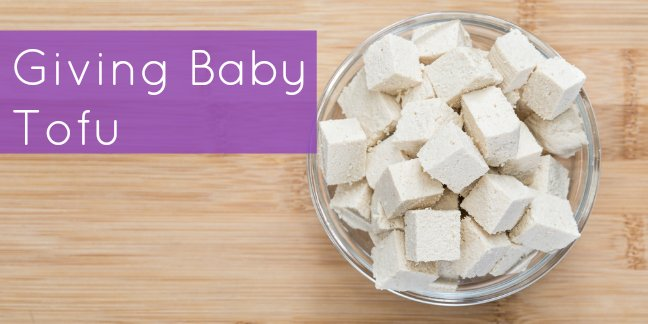 Tofu can be a great baby food! Find out when baby can have tofu here.